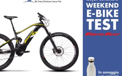 Week end E-bike Test: vivi la natura con LeMelette