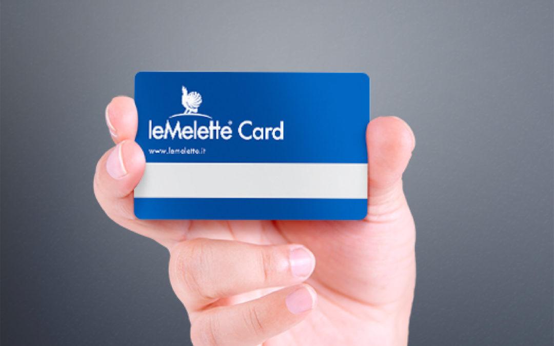 LeMelette Card: l'ultima novità della Ski Area leMelette
