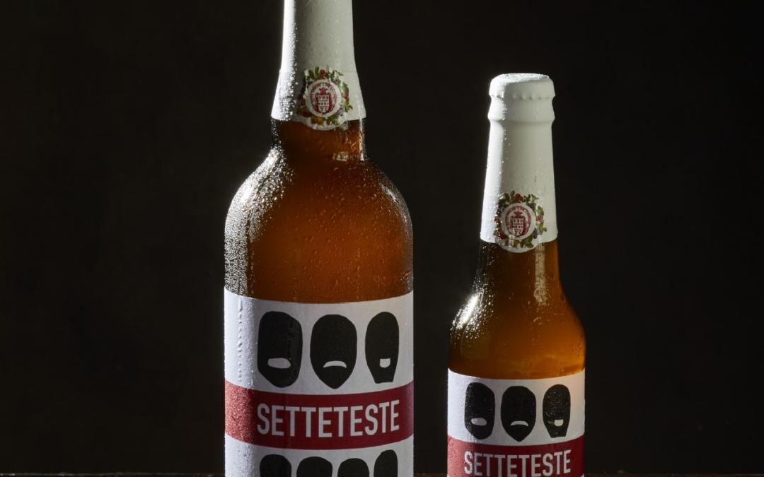 Birra Sette Teste al ritmo di musica alle Melette