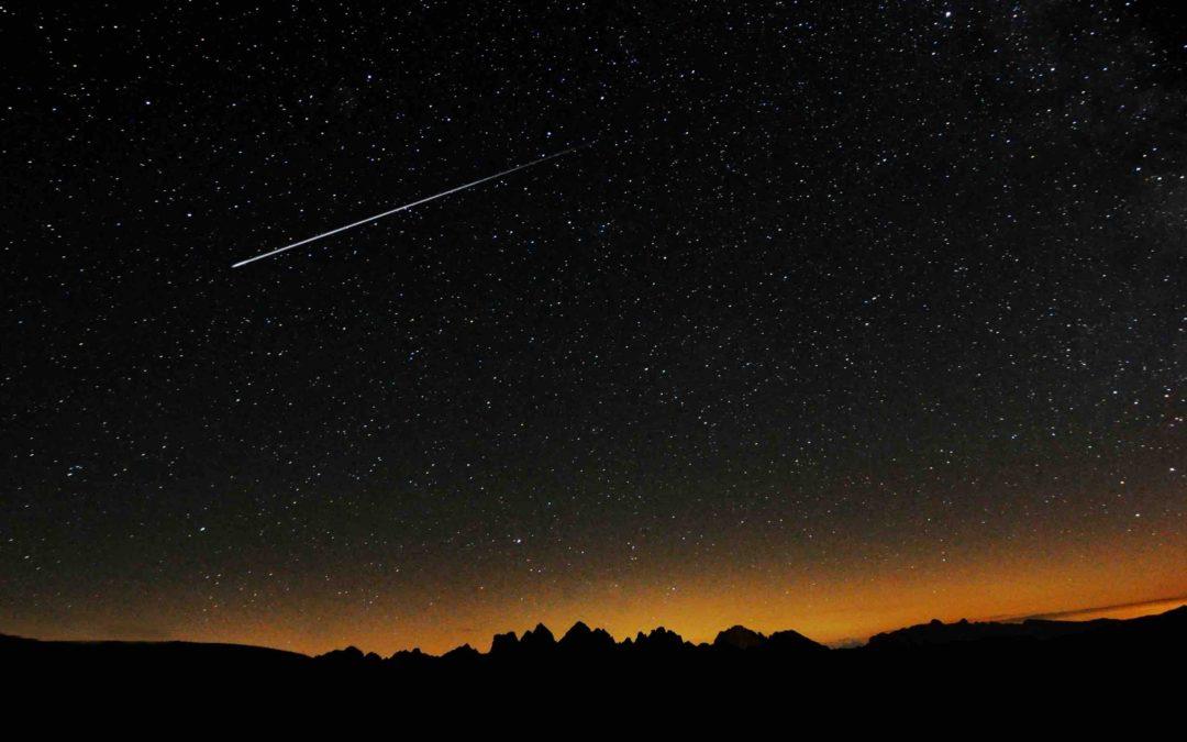 Per la notte di San Lorenzo scegli la baita Relax & Gourmet per rimirare le stelle